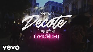 Preta Gil & Pabllo Vittar - Decote (Lyrics)