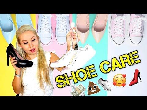Tipy & Triky pro boty: Jak jsem zachránila úplně zničené Converse?!