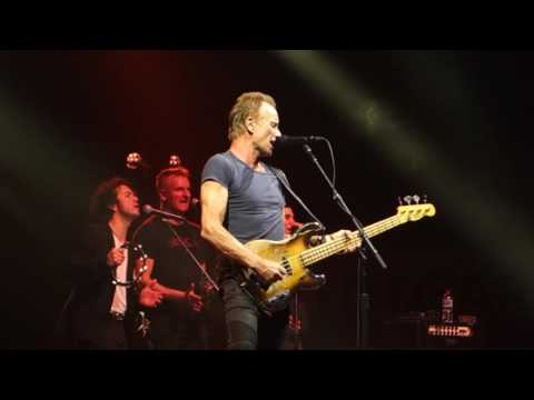 Sting - So lonely - Stuttgart 29.03.2017 **great Performance**