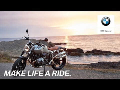 The new BMW R nineT Scrambler