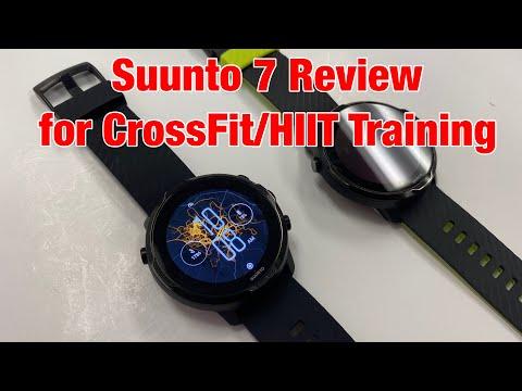 Suunto 7 Full Review for CrossFit/HIIT Training FitGearHunter.com ...