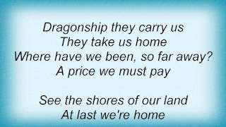Dragonland - The Shores Of Our Land Lyrics