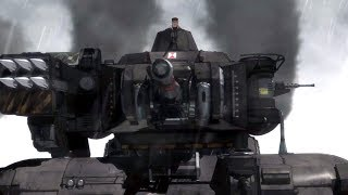 War Of The Worlds Goliath Official Trailer 2014 Anime Action HD