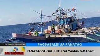 BT: Panatag Shoal, Hitik Sa Yamang-dagat