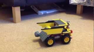 Drunk Lego Miner