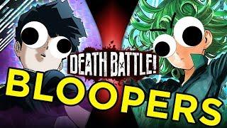 Mob VS Tatsumaki BLOOPERS!