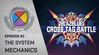 BLAZBLUE CROSS TAG BATTLE MAI BASIC COMBOS【BBTAG マイ 基礎