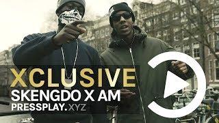Skengdo X AM   Amsterdam (Music Video) @skengdo41circle @am2bunny