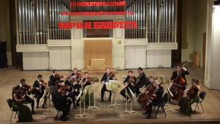 1 Trondheimsolistene. Benjamin Britten -  Variations on a Theme of Frank Bridge