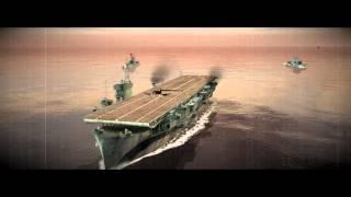 "Battlestations: Pacific Japanese Walkthrough 12 ""Meeting the Germans"" HD"
