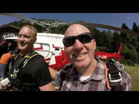 Skydive Interlaken -