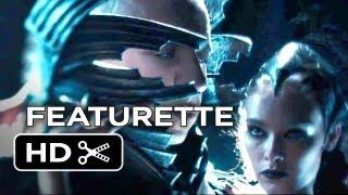 Riddick Behind The Scenes Featurette (2013) - Vin Diesel, Karl Urban Sci-Fi Movie HD