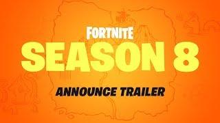Fortnite - Season 8 - Cinematic Trailer