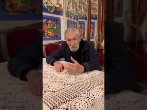 Вахтанг Кикабидзе: Моему другу, Господину Президенту Украины, Владимиру Зеленскому