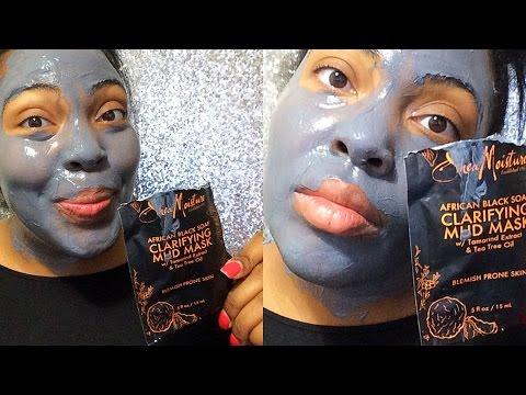 Buckthorn facial mask