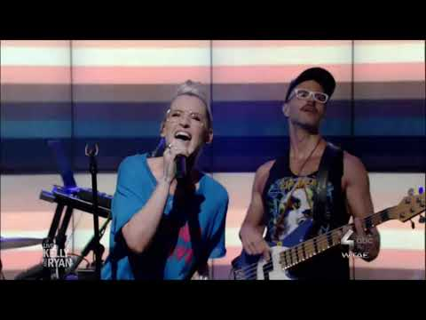 "Ingrid Michaelson Sings ""Missing You"" Live Concert July 9, 2019 HD 1080p - Going Country"