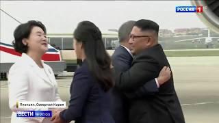 Президент Южной Кореи приехал в Кндр