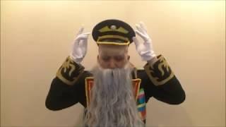 舞台『宇宙戦艦ティラミス』ヴェンチュリー・ルロワ役磯貝さんメッセージ