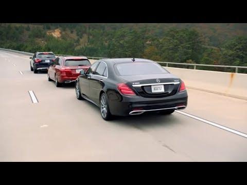 Mercedesbenz  S Class Седан класса F - тест-драйв 2