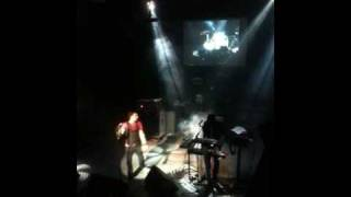 "Apoptygma Berzerk ""Bizarre Love Triangle"" live at the DNA Lounge"