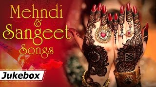 Mehndi and Sangeet Songs {HD} | Hit Songs | Bollywood Wedding Songs