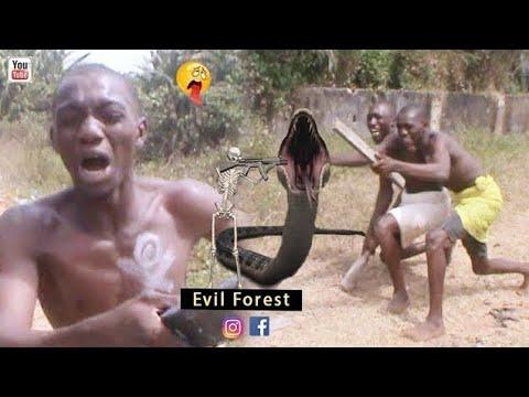 SLEEPING ON DUTY 🤣🤣 (GhenGhenJokes) (Nigerian Comedy)