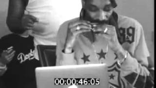 Bow Wow Gets Put To Sleep Smoking With Snoop Dogg!