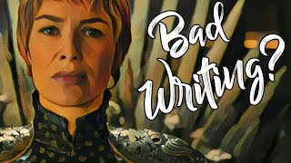 Game of Thrones; Or The Pain Of Falling Out Of Love With A Story