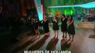 [Som Brasil Chico Buarque] Mulheres de Hollanda - Roda Viva