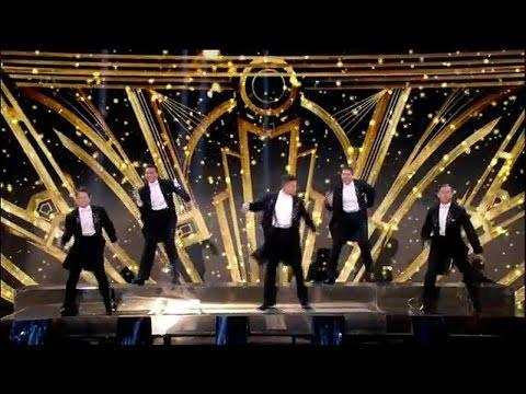 Britain's Got Talent 2015 S09E16 Semi-Finals Beat Brothers Tap Dancers (видео)