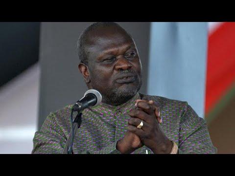 South Sudan's Machar wants house arrest lifted