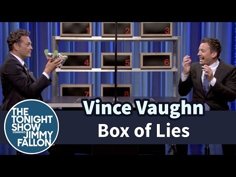 Box of Lies with Vince Vaughn