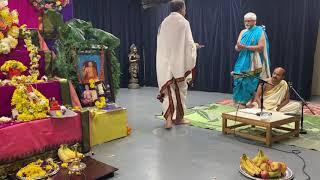 2019 Shri Madhva Navami pravachana - Shri Gopeenath Galagali