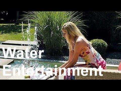 Water Entertainment - Video: Oase Water Wasserspiele für Terrasse und Garten - Magische Momente