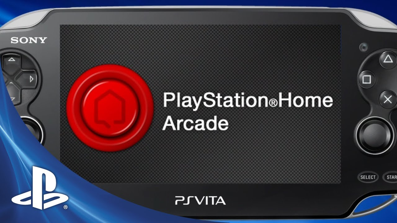 PlayStation Home Arcade App Available Today For PS Vita