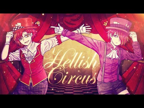 【Vocaloid Original Spanish Song】 Hellish Circus 【Rin & Len Kagamine】