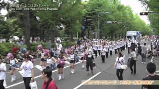 第60回ザよこはまパレード(国際仮装行列)