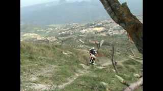preview picture of video '3° Enduro dei Tre Colli 25/03/2012 Milena (CL)'