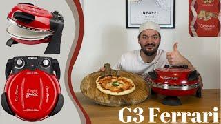 Pizzaofen für 120€ !? | ich teste den G3Ferrari G10006 Delizia Pizzamaker