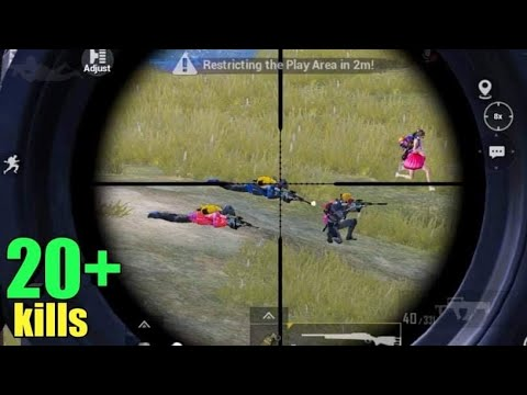 Download My BEST GAMEPLAY This Season  | M24 Vs Squad | PUBG MOBILE HD Mp4 3GP Video and MP3