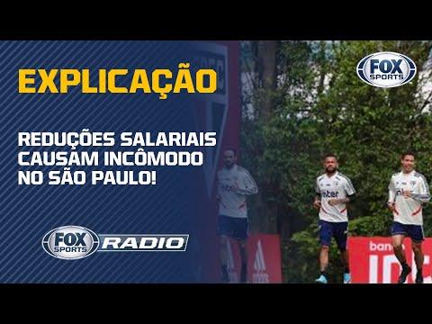 REDUÇÕES SALARIAIS CAUSAM INCÔMODO NO SÃO PAULO!