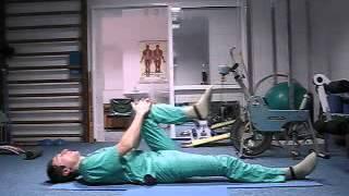 Смотреть онлайн Какую гимнастику делать для позвоночника