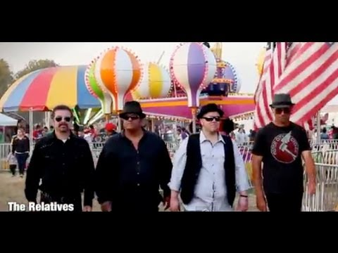 Tilted World - The Relatives 2013 Official Music Video(Watch in HD)