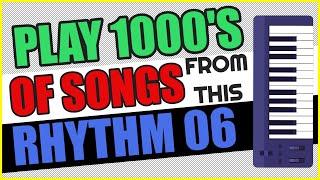 Rhythm Piano | Rhythm No.  Six | The Ballad Style