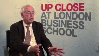Up Close: Professor John Kay