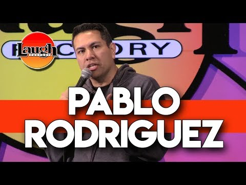 Pablo Rodriguez | 60 Minutes | Laugh Factory Chicago Stand Up Comedy
