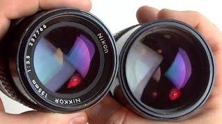 The Angry Photographer: 135mm 2.8 vs. 135mm 3.5.  Nikon Lens Secrets to save you $$