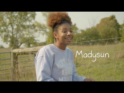 "15-year-old Madysun: ""I would like a loving home."""