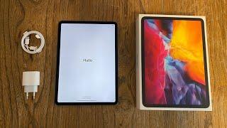 Apple iPad Pro 11 2020 Unboxing und erster Eindruck