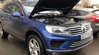 Скрытые Последствия Тяжелой аварии! VW Touareg 2016 год за 2.3 млн!!